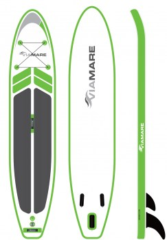 VIAMARE SUP Board 365 green