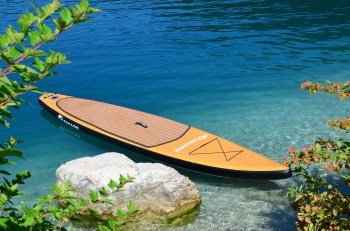 VIAMARE SUP Race Board 380 Wood MSL