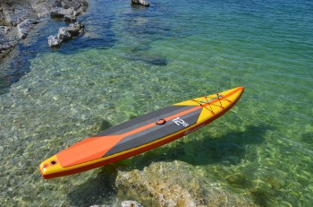 VIAMARE SUP Race Board 380 orange